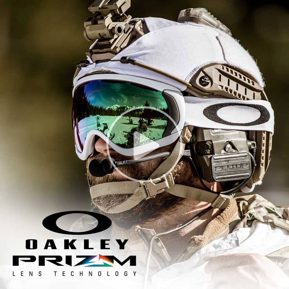 Oakley Prizm Snow