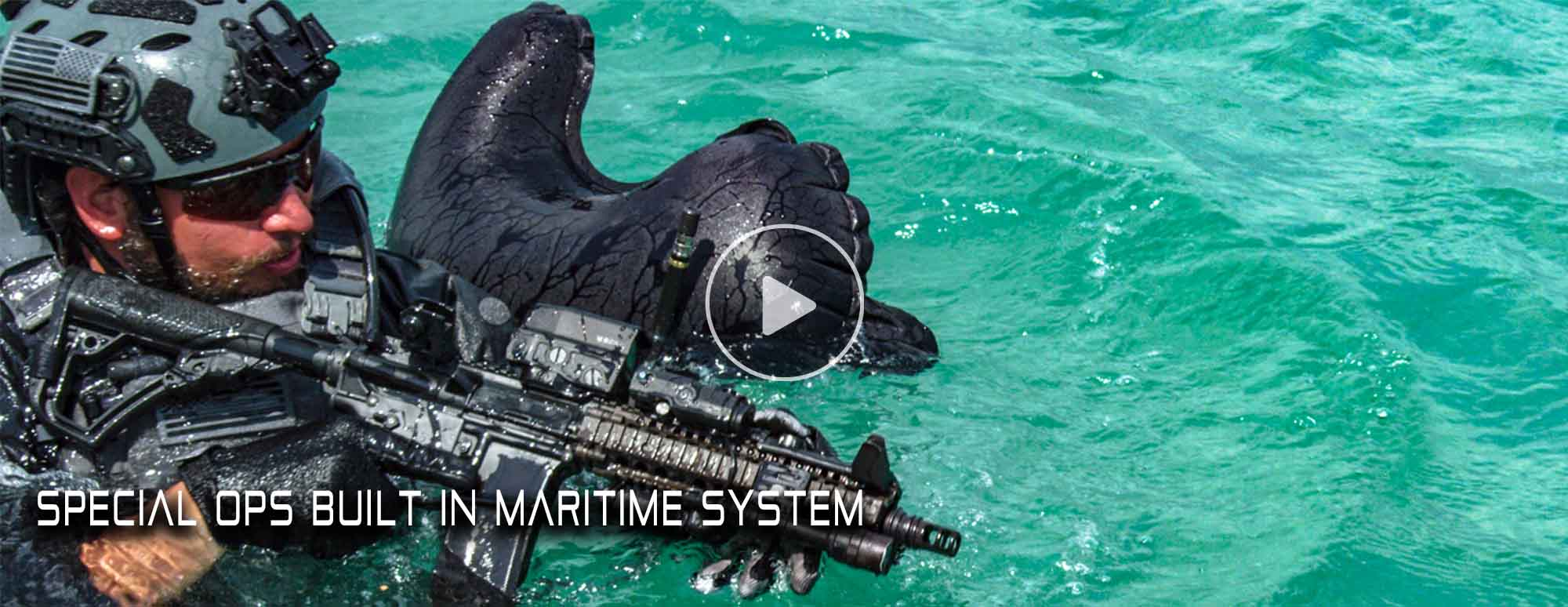 Special Ops Built In Maritime System
