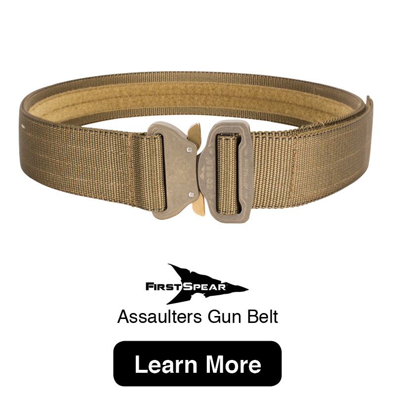 FirstSpear Assaulters Gun Belt