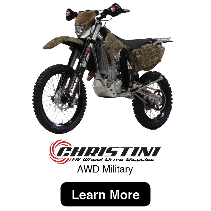 Christini AWD Military