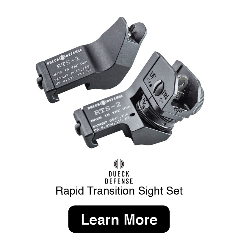 Dueck Rapid Transition Sights