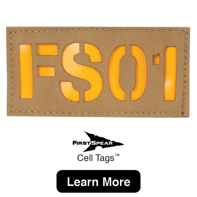 FIrstSpear Cell Tags
