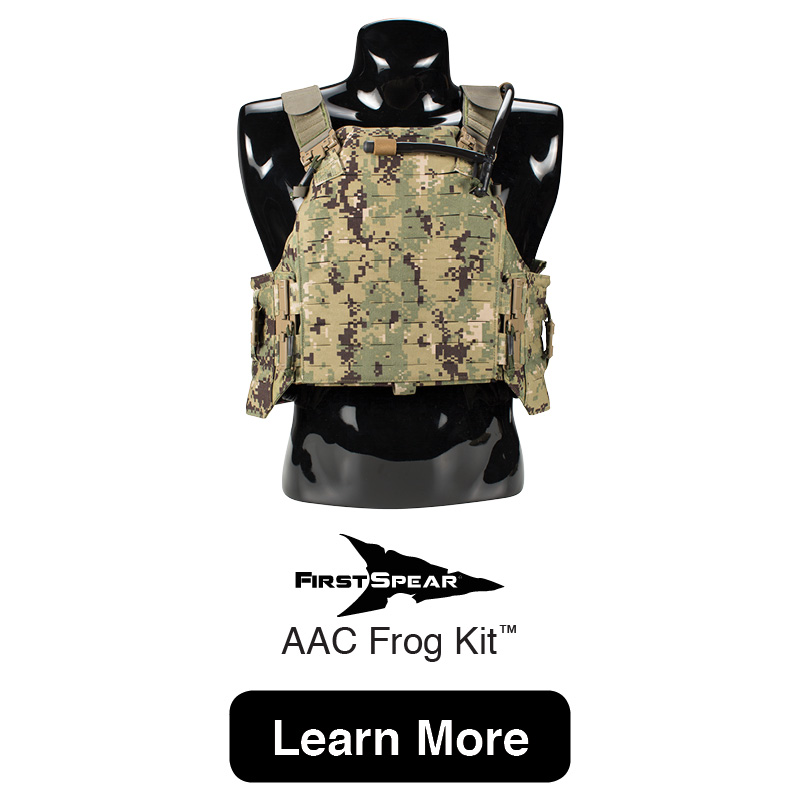 FirstSpear AAC Frog Kit