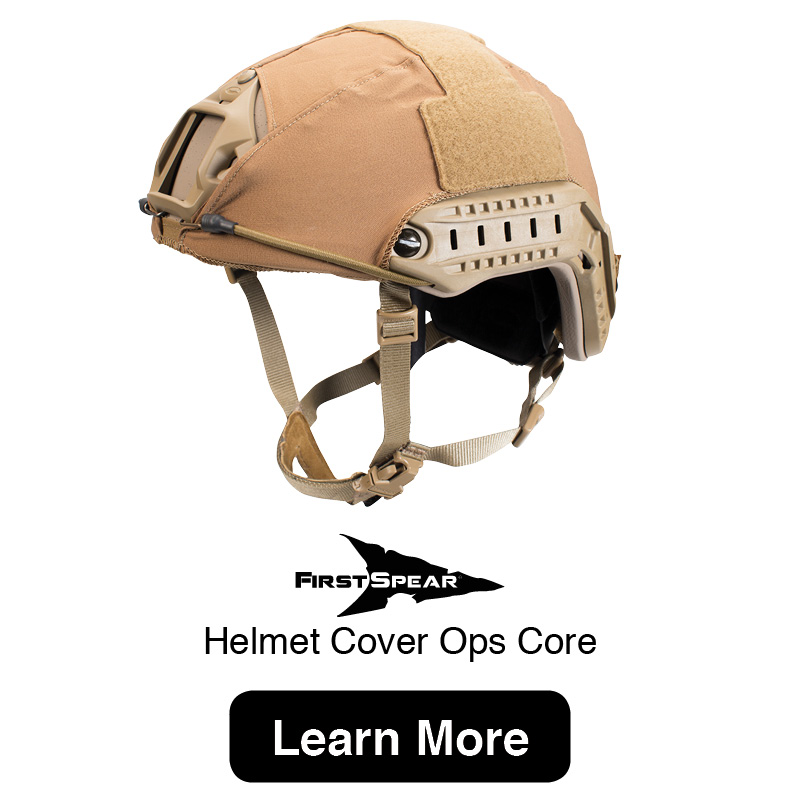 FirstSpear Ops Core Helmet Cover