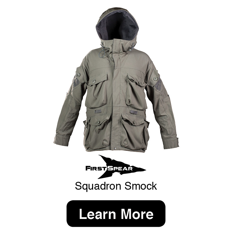 FirstSpear Squadron Smock