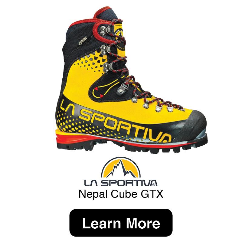 La Sportiva Nepal Cube GTX