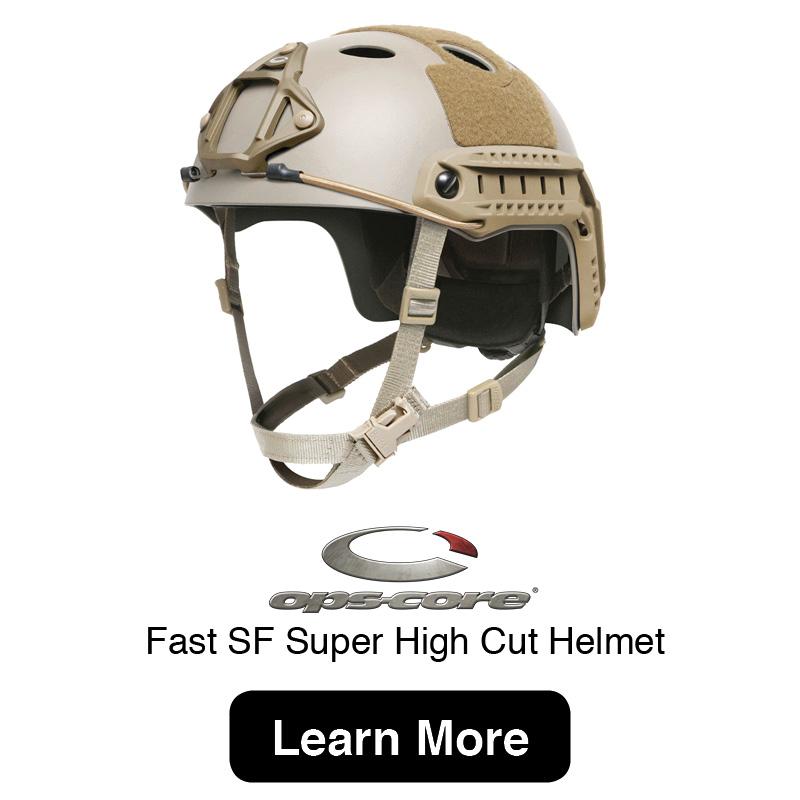 Ops Core SF Fast High Cut Helmet