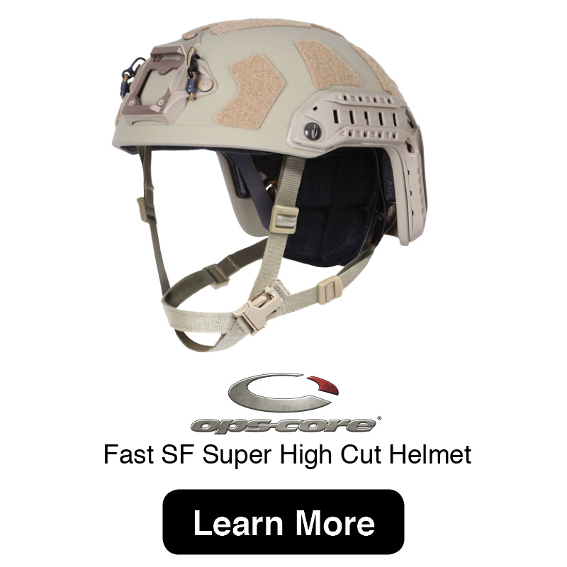 OpsCore Fast SF Super Hight Cut Helmet