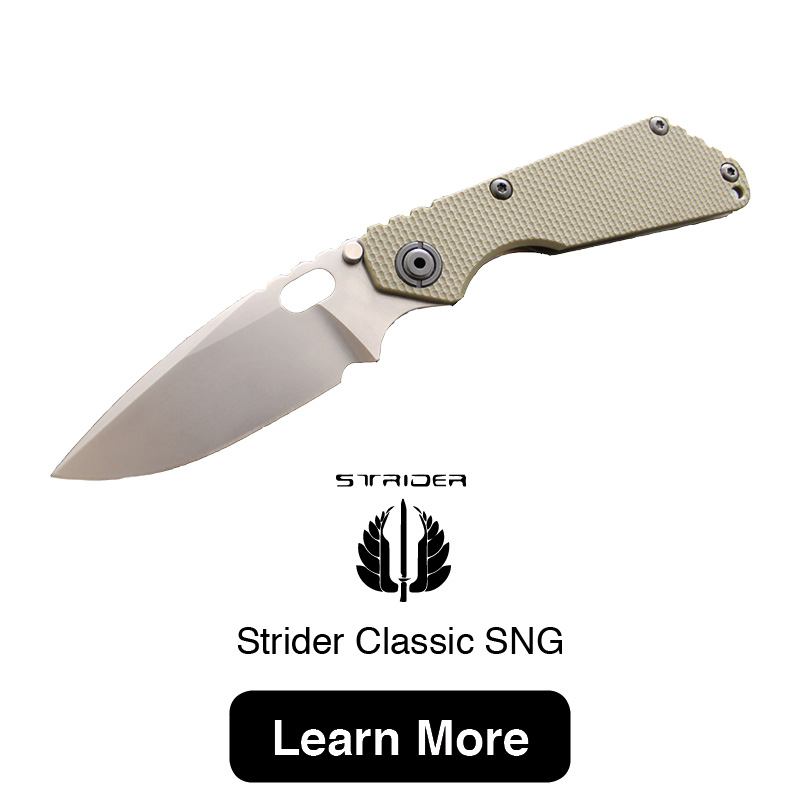 Strider Classic SNG