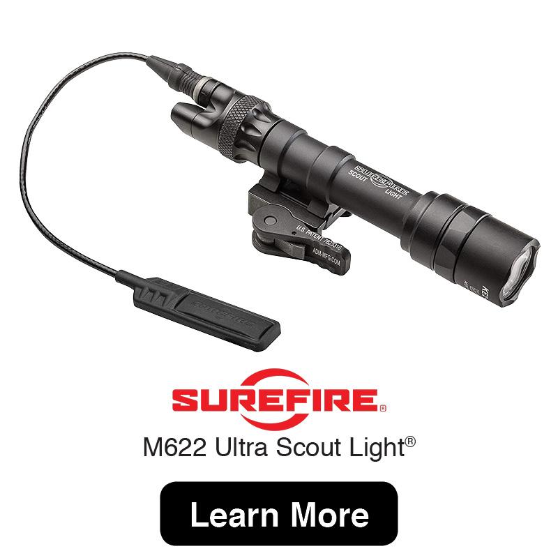 Surefire M622 scout