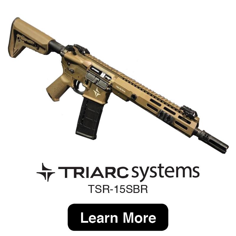 Triarc SBR 15