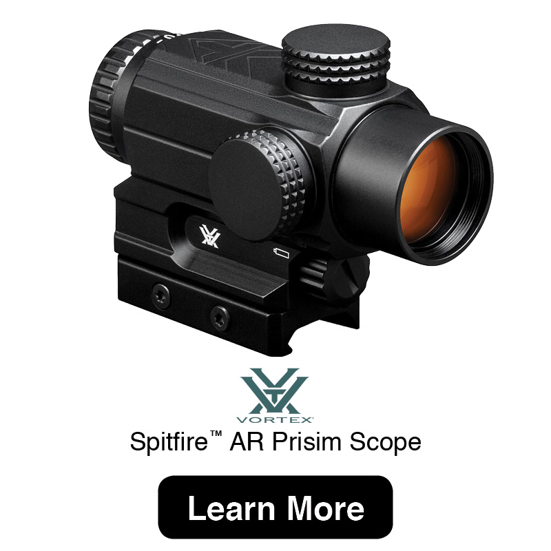 Vortex Spitfire AR Prisim Scope