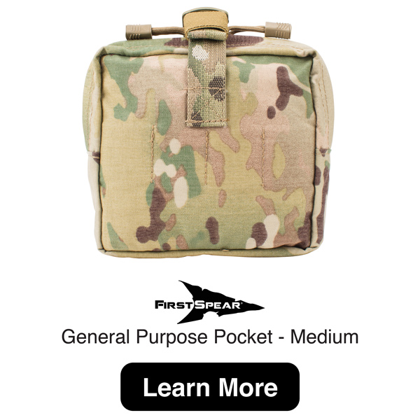 FirstSpear General Purpose Pocket