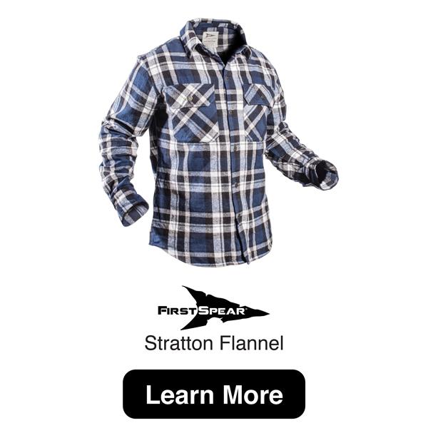 FirstSpear Stratton Flannel