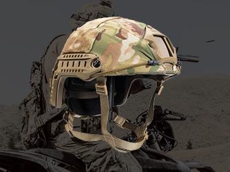 FAST Helmet Cover Install